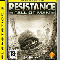 Resistance Fall of Man platinum (PS3)