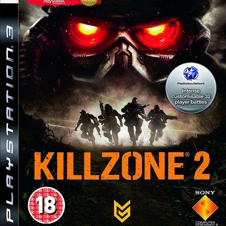 playstation Killzone 2 (PS3)