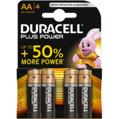 Duracell 4 X AA