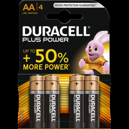 Duracell Duracell 4 X AA