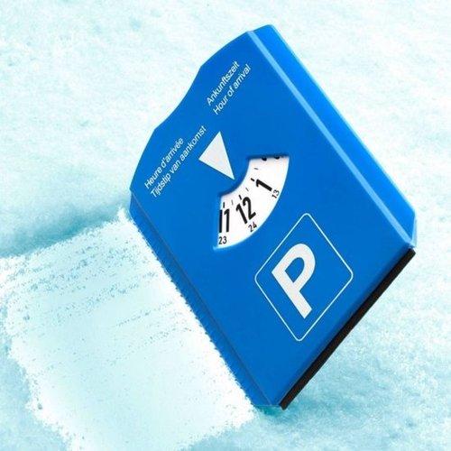 benson Parkeerkaart met ijskrabber - parkeerschijf