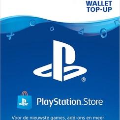 Waardekaart NL - 20 euro PlayStation Store tegoed - PSN Playstation Network Kaart (NL)