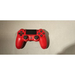 Sony Dualshock 4 Controller V2 - PS4 - Rood