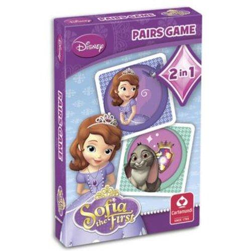 Cartamundi Disney's Sofia het prinsesje Memospel