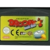 Droopy Tennis (losse cassette)