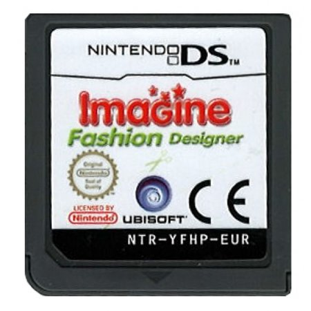 Nintendo Imagine Fashion Designer (losse cassette)