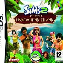 De Sims 2 Op Een Onbewoond Eiland (losse cassette) - nintendo DS