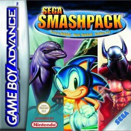 Nintendo Sega Smash Pack (losse cassette) - gameboy advance