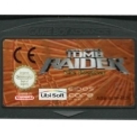 gameboy advance Tomb Raider The Prophecy (losse cassette)