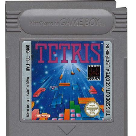 gameboy Tetris (losse cassette)