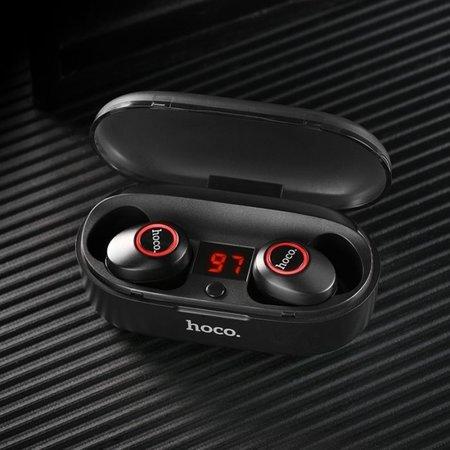 Hoco Hoco Joyous True Wireless In-Ear Oordopjes Zwart
