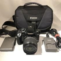 Canon EOS 400D + 18-55mm