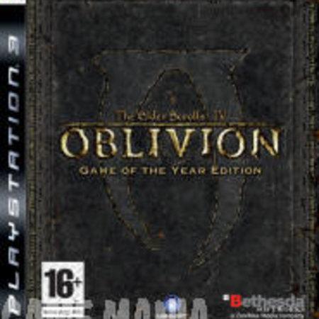 ps3 Elder Scrolls 4 - Oblivion