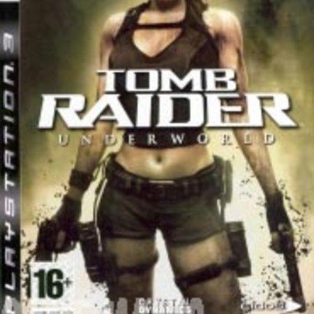 ps3 Tomb Raider - Underworld