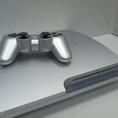 Sony PlayStation 3 Silver 320GB (limited edition)