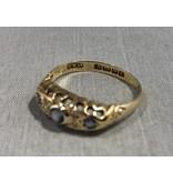 Antieke 18 karaat ring - Verenigd Koninkrijk