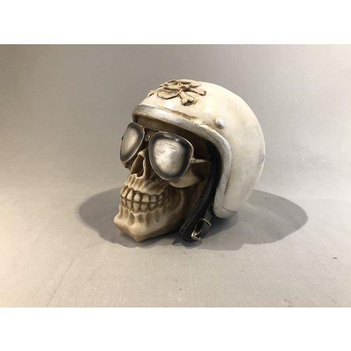 deco Motorhead schedel - 420