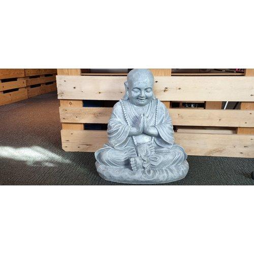 deco Boeddha Kunststof