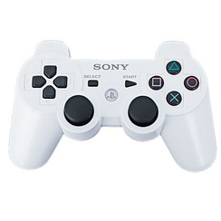Sony PlayStation 3 Wireless Dualshock 3 Controller - wit