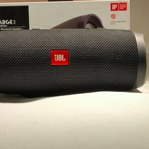 JBL Charge 3 Stealth - Bluetooth Speaker