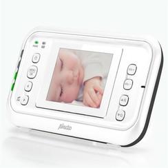 Alecto babyfoon DVM-73 - wit