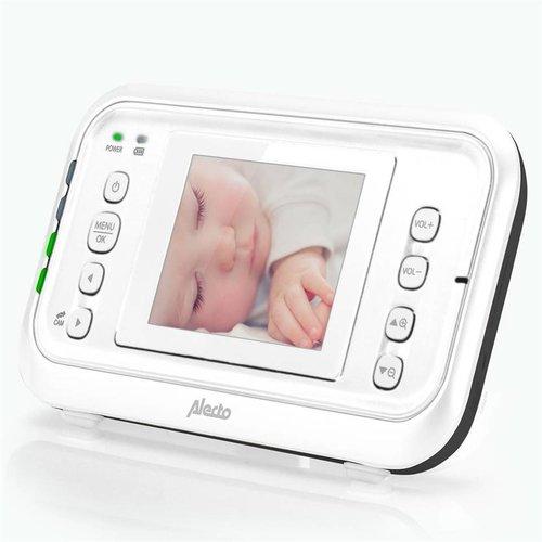 Alecto Alecto babyfoon DVM-73 - wit