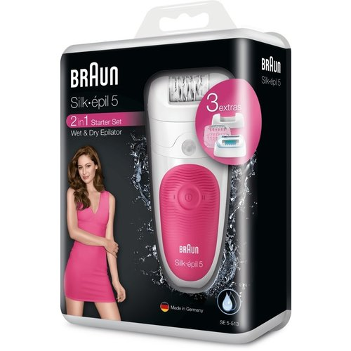 braun Braun Silk-épil 5 5/513 -epilator
