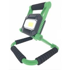 Werklamp 10Watt, LED, Bouwlamp, Oplaadbaar, Hofftech