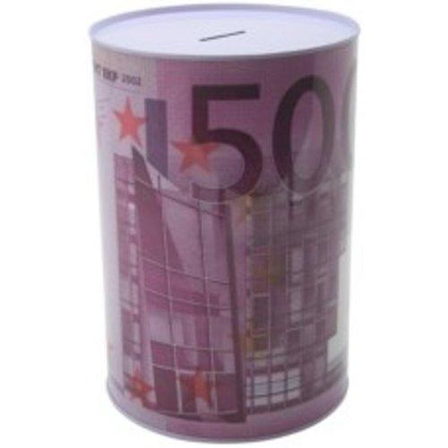 benson Spaarpot Euro 23 X 15 cm - mix