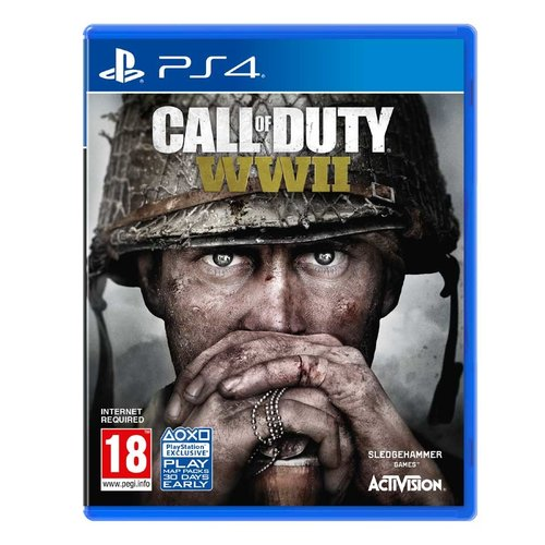 PS4 Call of Duty: WWII | PlayStation 4