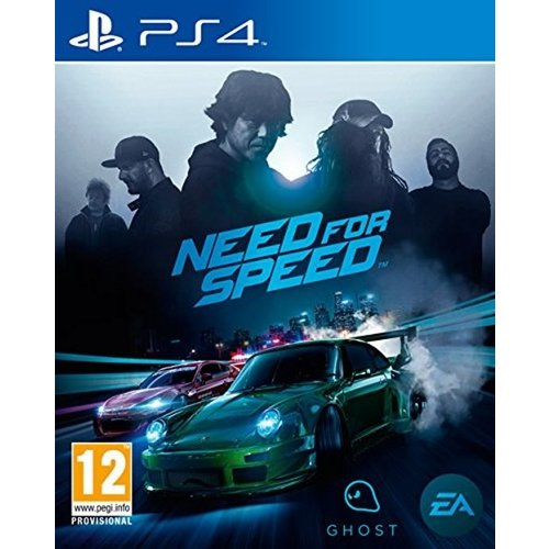 playstation Need For Speed - PS4