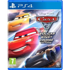 Cars 3: Vol Gas Voor De Winst! - PS4
