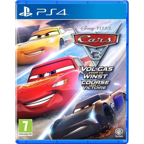 playstation Cars 3: Vol Gas Voor De Winst! - PS4