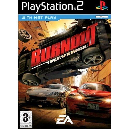 PS2 Burnout: Revenge