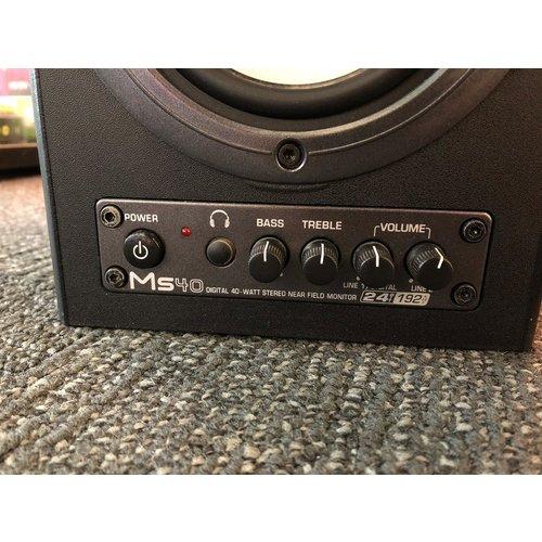 behringer Behringer MS40 actieve studiomonitor (set van 2)