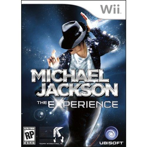 Nintendo Michael Jackson Experience WII