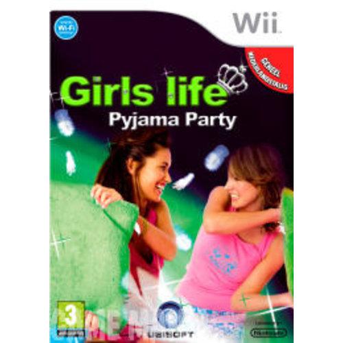 Nintendo Girls Life Pyjama Party WII