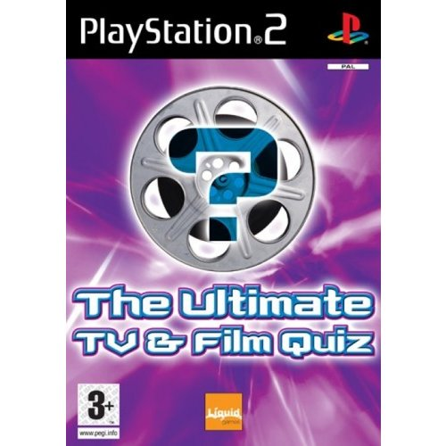 PS2 The Ultimate Film Quiz