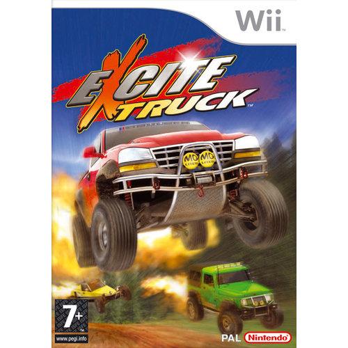 wii Excite Truck