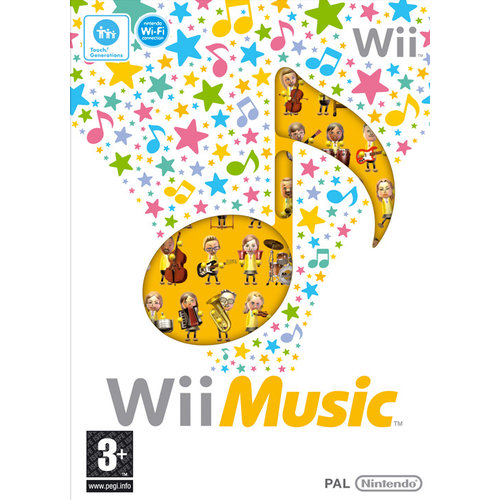 wii Wii Music