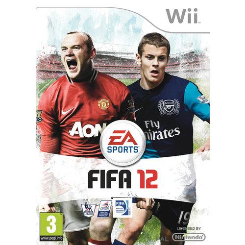 wii Fifa 12