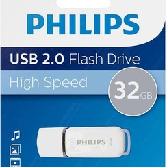 Philips SNOW USB-stick 32 GB USB 2.0 Grijs