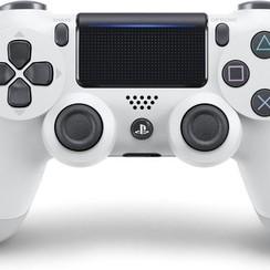 Sony Dualshock 4 Controller V2 - PS4 - Wit