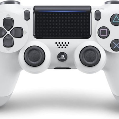 PS4 Sony Dualshock 4 Controller V2 - PS4 - Wit