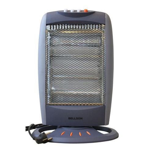Bellson Halogeen verwarmer 400/800 / 1200 watt