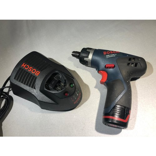 Bosch Bosch Autolock GSB 10.8V, 1.3Ah Li-ion Cordless Drill