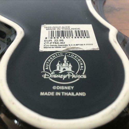 Disney Alice in wonderland thee set - Disney