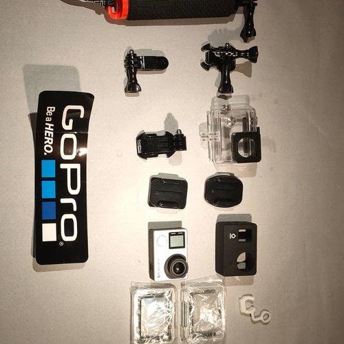 GoPro GoPro - HERO4 - Silver