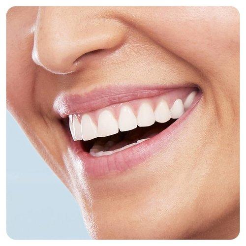 oral b Oral-B elektrische tandenborstel Vitality 100 White CrossAction - wit