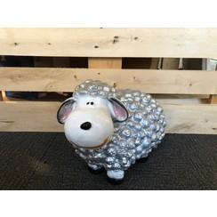 Trendy schaap - zilver